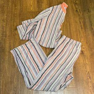 Kim Rogers pajama set